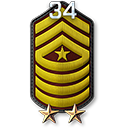 Sergeant Major 2 Star