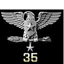 Colonel Service Star 35