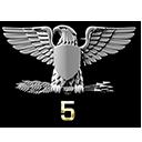 Colonel Service Star 5