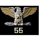 Colonel Service Star 55