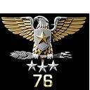 Colonel Service Star 76
