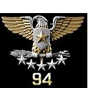 Colonel Service Star 94